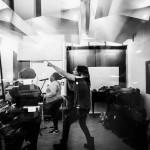 Dellé rehearsals @ Parkhaus Studios